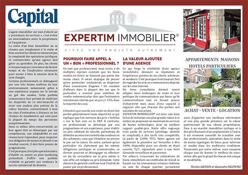 Expertise - Expertim Immobilier
